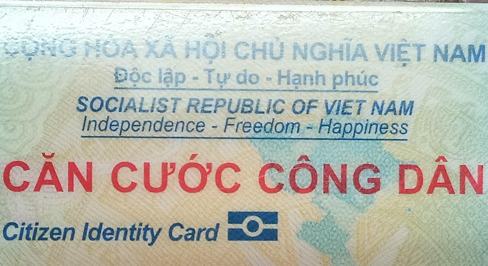 Tăng tiện ích cho người dân khi dùng thẻ Căn cước công dân