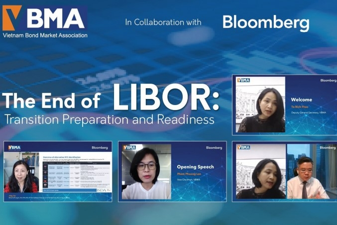 Tổ chức tài chính Việt Nam cần sẵn sàng cho ngừng áp dụng lãi suất Libor