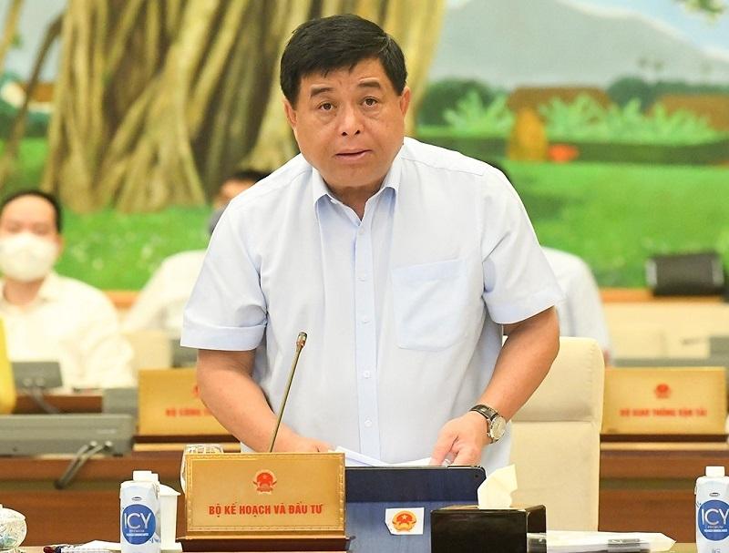 Chính phủ đặt mục tiêu GDP tăng trưởng 6-6,5% vào năm 2022