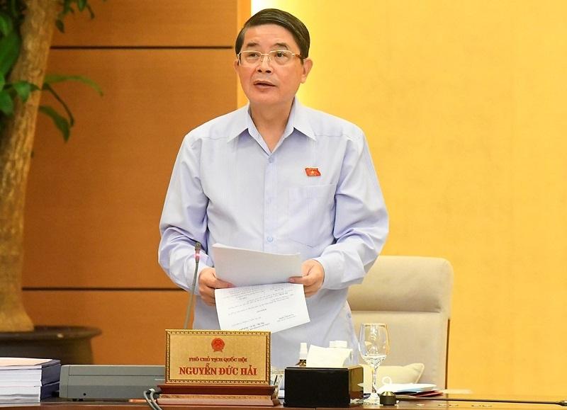 Trình Quốc hội xem xét thông qua Luật sửa đổi, bổ sung một số điều của Luật Thống kê