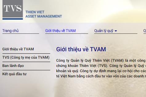 Quỹ Đầu tư Tăng trưởng Thiên Việt 3 sắp niêm yết trên HOSE