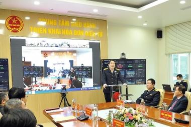Khai trương Trung tâm điều hành triển khai hoá đơn điện tử