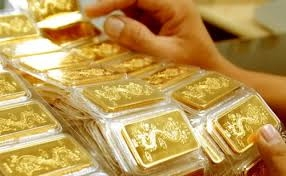 Năm 2014: Thị trường vàng lặng sóng