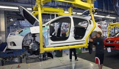 Tháng 1/2015, chỉ số sản xuất công nghiệp tăng 17,5%