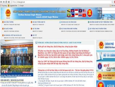 Bộ Công Thương cấp phép nhập khẩu hoàn toàn qua Internet một số hàng hóa