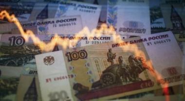 Năm 2015, GDP của Nga giảm 3,7%