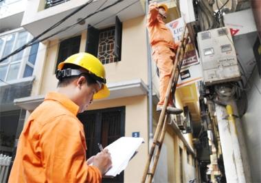 Giá dầu giảm không ảnh hưởng tới giá điện