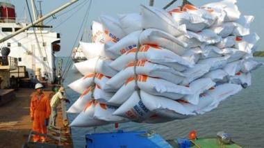 Việt Nam sẽ xuất khẩu sang Philippines 3 triệu tấn gạo trong 2 năm tới