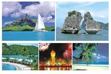 Phát triển du lịch thực sự trở thành ngành kinh tế mũi nhọn vào năm 2030