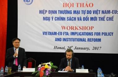 EVFTA: Động lực thúc đẩy cải cách thể chế cho Việt Nam