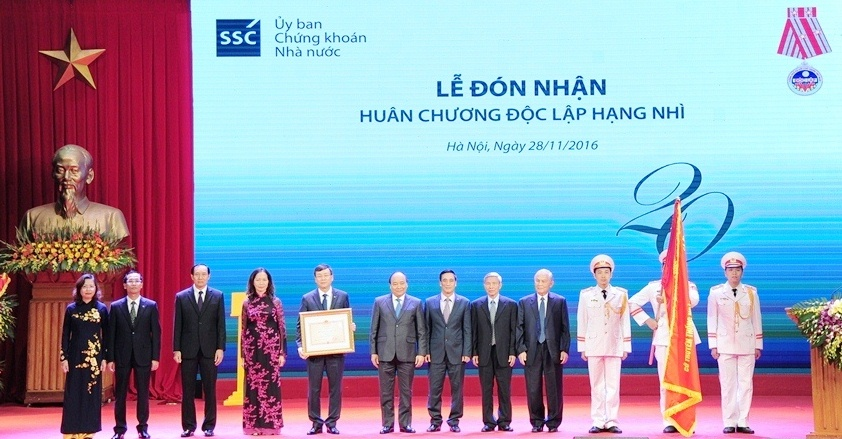 Thị trường chứng khoán Việt Nam sau 20 năm thành lập: Triển vọng và phát triển
