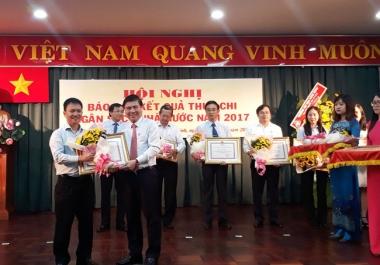 TP. Hồ Chí Minh thu ngân sách gần 348 nghìn tỷ đồng