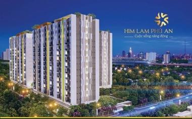 Him Lam Land tổ chức cho khách hàng tham quan căn hộ hoàn thiện tại công trình Him Lam Phú An