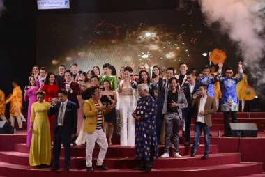 Nghệ sĩ việt hội tụ về tham gia quay hình Xuân tại Đài PT-TH Đồng Nai