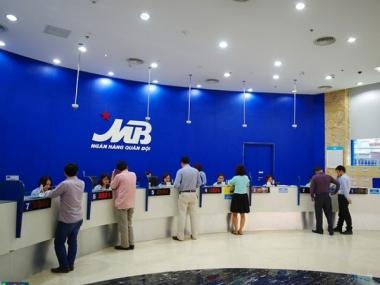 MB đạt lợi nhuận 5.355 tỷ đồng trong năm 2017