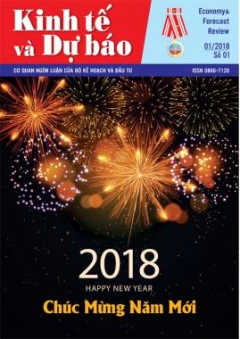 Giới thiệu Tạp chí Kinh tế và Dự báo số 01 (677)
