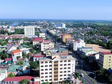 """Bức tranh kinh tế xã hội tỉnh Quảng trị có nhiều """"gam màu"""" sáng"""
