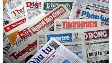 Nâng cao trách nhiệm của báo chí trong đấu tranh phòng và chống suy thoái đạo đức