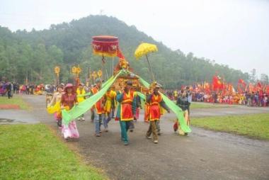 Xây dựng Nam Đàn thành huyện NTM kiểu mẫu theo hướng phát triển văn hóa gắn với du lịch