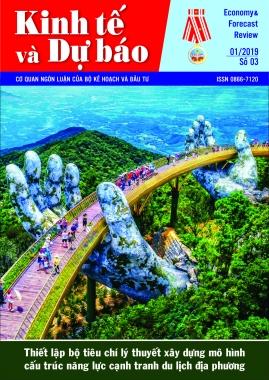 Giới thiệu Tạp chí Kinh tế và Dự báo số 3 (685)