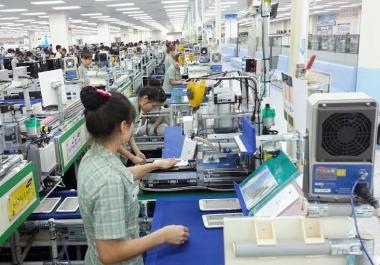 Tháng 1, khu vực FDI xuất siêu 1,8 tỷ USD