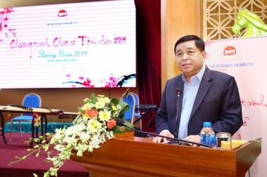 """Bộ trưởng Nguyễn Chí Dũng: """"Phải khơi gợi được sức mạnh con người Việt Nam"""""""