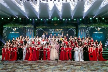 Sảnh đường thành công – Toàn cảnh đại tiệc vinh danh hệ thống của Tatu Group trong đêm Queen Gala 4