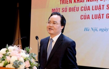 Bộ trưởng Phùng Xuân Nhạ: Tự chủ đại học là xu thế tất yếu!
