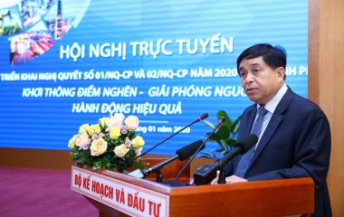 Bộ trưởng Nguyễn Chí Dũng: Chúng ta cần có sự bứt phá hơn nữa!