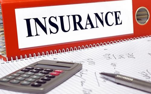 Phí quản lý đối với một số doanh nghiệp bảo hiểm là 0,03%