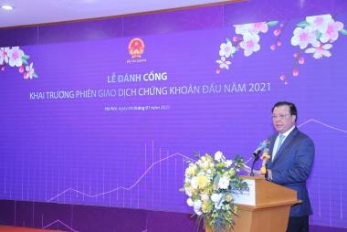 Năm 2021, sẽ xây Chiến lược phát triển TTCK đến 2030
