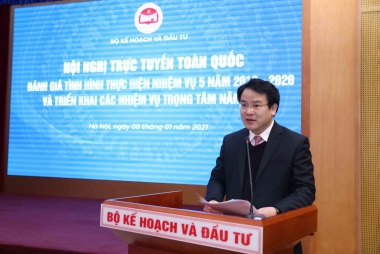 Bộ KH&ĐT đã có nhiều đổi mới, cải cách mạnh mẽ trong năm 2020