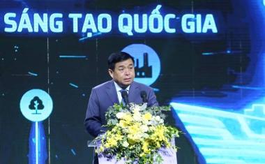 NIC mang hình tượng đại bàng cất cánh, xây khát vọng Việt Nam bứt phá