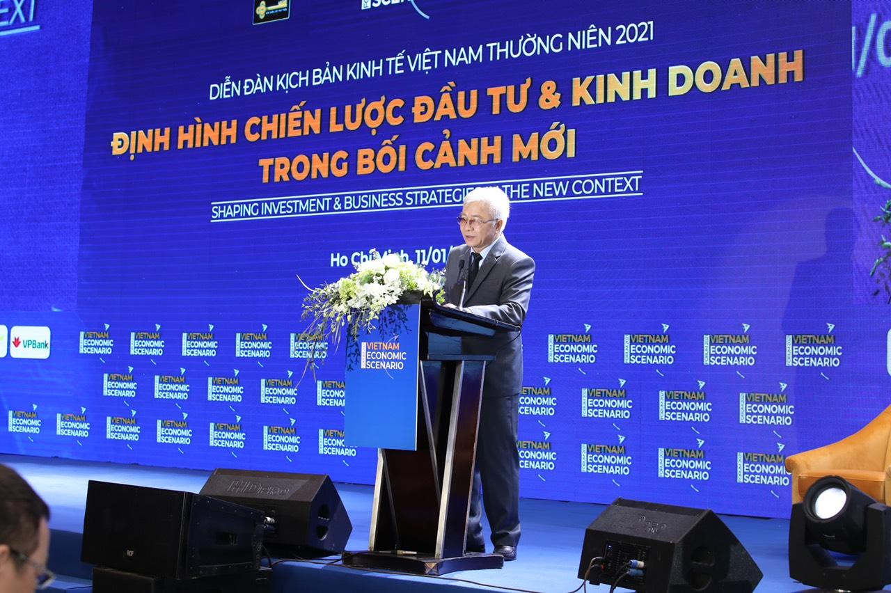 Việt Nam - động lực tăng trưởng năm 2021 ở đâu?
