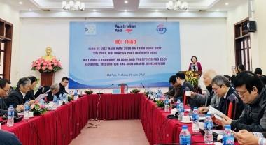 Năm 2021, nhiều thách thức đặt ra cho nền kinh tế Việt Nam