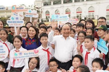 4 mục tiêu Chương trình hành động quốc gia vì trẻ em giai đoạn 2021-2030
