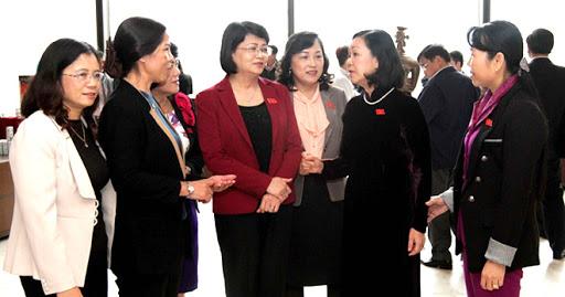 Phấn đấu đến 2030, 75% cơ quan nhà nước có nữ lãnh đạo chủ chốt