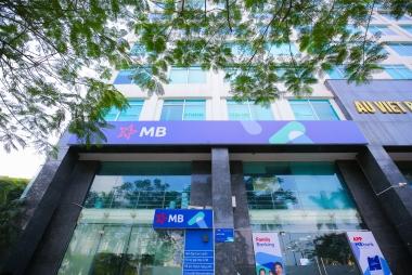 Thu hút mạnh khách hàng qua kênh số, MB đặt mục tiêu lợi nhuận tăng 25-30%