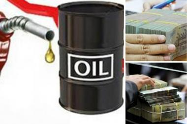 Thu ngân sách từ dầu thô giảm mạnh trong tháng 1