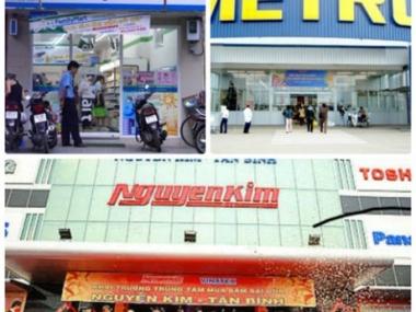 Người Thái đang dần chiếm lĩnh thị trường bán lẻ Việt Nam