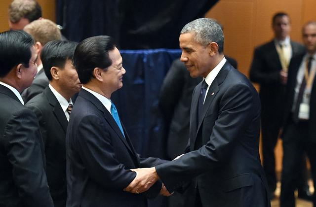 Tổng thống Barak Obama sắp thăm chính thức Việt Nam