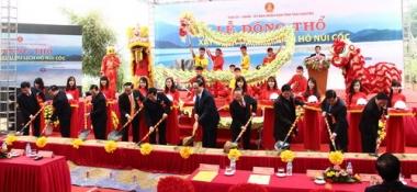 15.000 tỷ đồng đầu tư xây dựng Khu du lịch Hồ Núi Cốc, Thái Nguyên