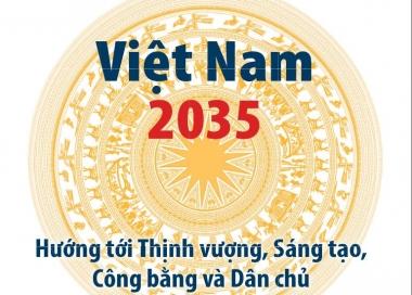 Khát vọng chung của Việt Nam năm 2035: Thế nào?