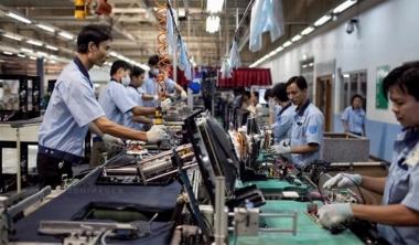 Tháng 01/2017: Sản xuất công nghiệp lao dốc