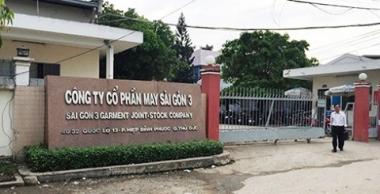 Công ty Cổ phần May Sài Gòn 3 bị phạt 60 triệu đồng vì không báo cáo đúng hạn