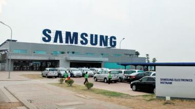 Samsung chính thức được cấp phép đầu tư thêm 2,5 tỷ USD