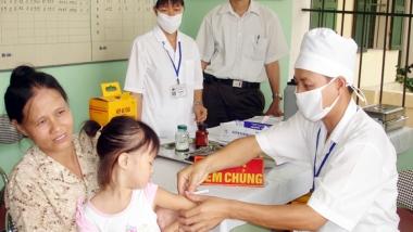 Tăng số vắc xin trong chương trình tiêm chủng mở rộng