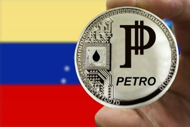 Venezuela chính thức lưu thông đồng Petro điện tử