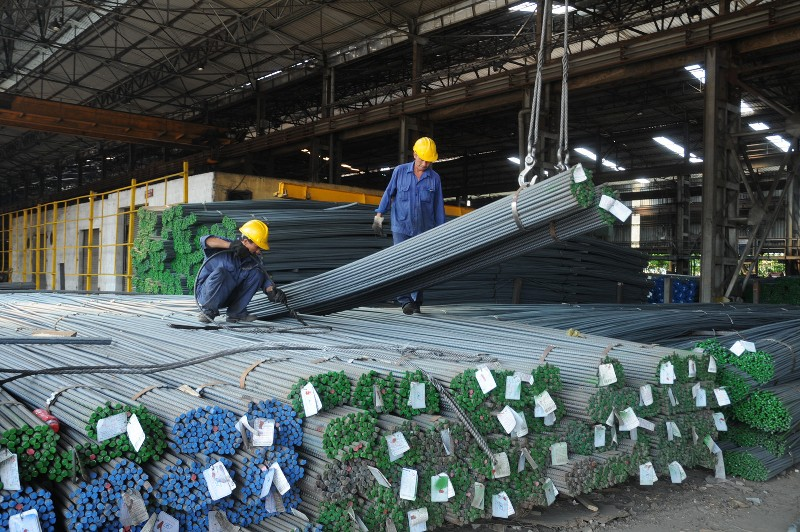 Bộ Thương mại Hoa Kỳ khuyến nghị hạn chế nhập khẩu thép và nhôm