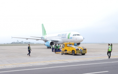 Bamboo Airways khai trương đường bay Tp. Hồ Chí Minh – Vân Đồn, xúc tiến mở đường bay quốc tế